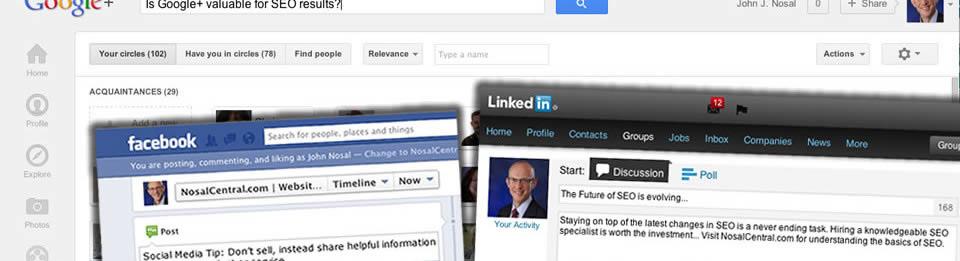 Internet Marketing / Social Media