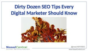 SEO Tips for Digital Marketers in 2017