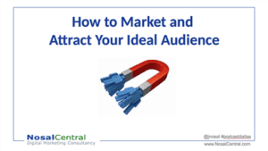 How to Market and Attract Your Ideal Audience